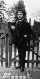 Max Schönholz, Unterprima