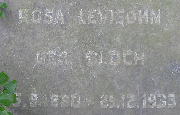 Rosa Levisohn